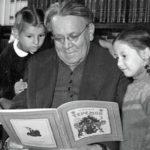 Петя-попугай, стихи, Самуил Маршак