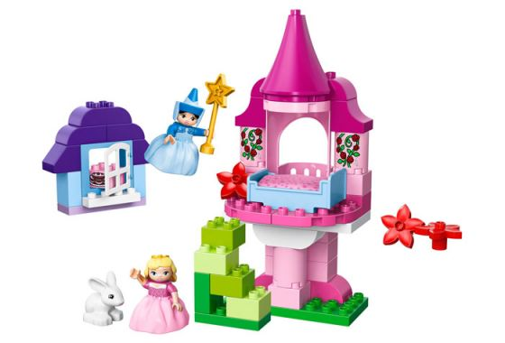 Волшебный мир сказки Lego