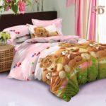Здоровый сон начинается с детского постельного белья