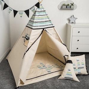 Детская палатка вигвам на заказ