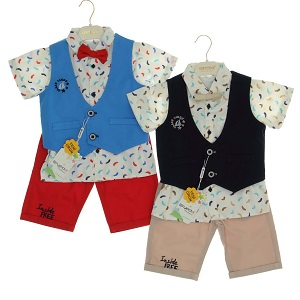Модные шортики для детей