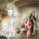 Белая и черная невеста сказка братьев Гримм книжки для чтения сборник сказок