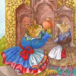 Дружба кошки и мышки читать сказку братьев Гримм онлайн