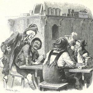 Гансль-Игрок сказка братьев Гримм читаем