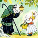 Горшочек каши сказка братьев Гримм про волшебный горшочек который сам варил кашу