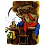 Храбрый портной читаем сказку братьев Гримм немецкие писатели сказочники