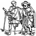 Кнойст и трое его сыновей сказка братьев Гримм