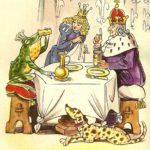 Король-лягушонок, или Железный Генрих сказка братьев Гримм с картинкой
