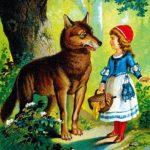 Красная шапочка авторы братья Гримм прочитайте сказку