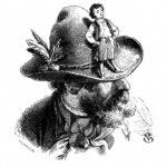 Мальчик-с-пальчик сказка братьев Гримм с картинкой про маленького мальчика