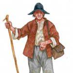 Мужичок сказка про бедного мужика от братьев Гримм