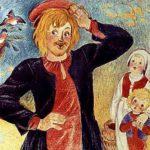 Счастливый Ганс сказка братьев Гримм сборник