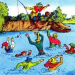 Семеро храбрецов сказка братьев Гримм с картинкой