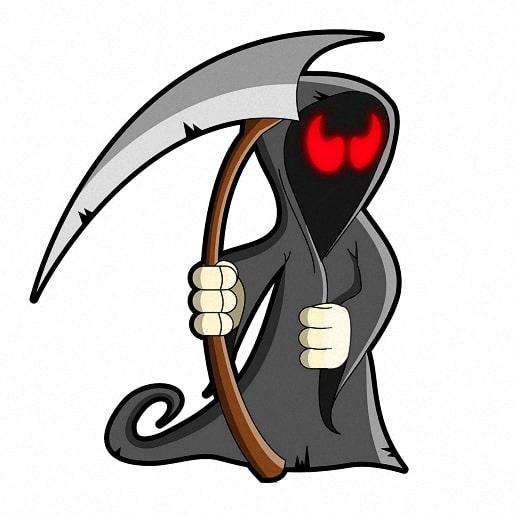 Смерть в кумовьях читаем сказку братьев Гримм
