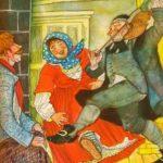 Старый Гильдебранд сказка братьев Гримм