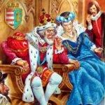 Старый Ринкранк сказка братьев Гримм для чтения