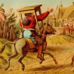 Столик-накройся, золотой осел и дубинка из мешка сказка братьев Гримм