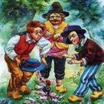 Три брата сказки братьев Гримм книга онлайн
