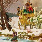 Три маленьких лесовика сказка братьев Гримм книжка