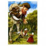 Великан-эгоист сказка Оскара Уайльда для чтения онлайн