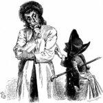 Вор и его учитель сказка братьев Гримм немецкие сказочники