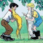 Рассказ Фантазеры для детей автор Носов Николай читайте крупным шрифтом