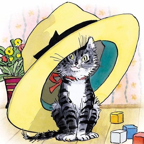 Живая шляпа смешной рассказ Носова для детей с картинкой