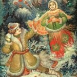 Зима короткий рассказ писатель Ушинский для детей