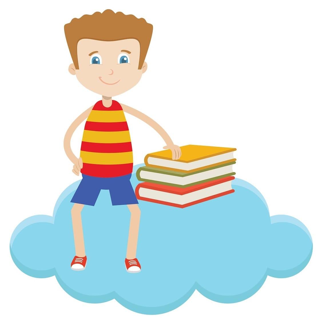 Читайте детские книги