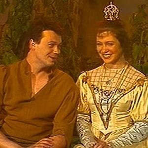 Принцесса и Антуан, спектакль сказка кино детям