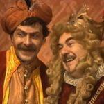 Турки при дворе короля Микиша, спектакль для ребят