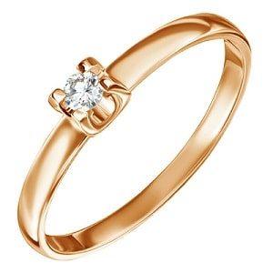 Как купить золотое кольцо с бриллиантом и не попасть впросак?