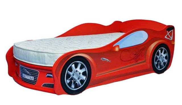 Кроватка машинка для сна