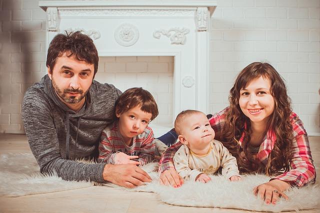 семья дети воспитание