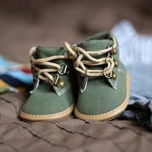 Какой должна быть обувь для детей от года