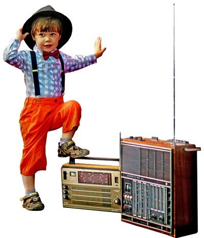 слушать радио для детей